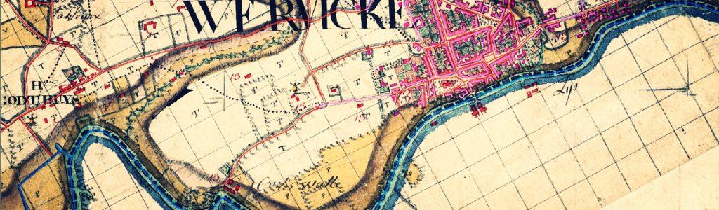 Historische cartografie